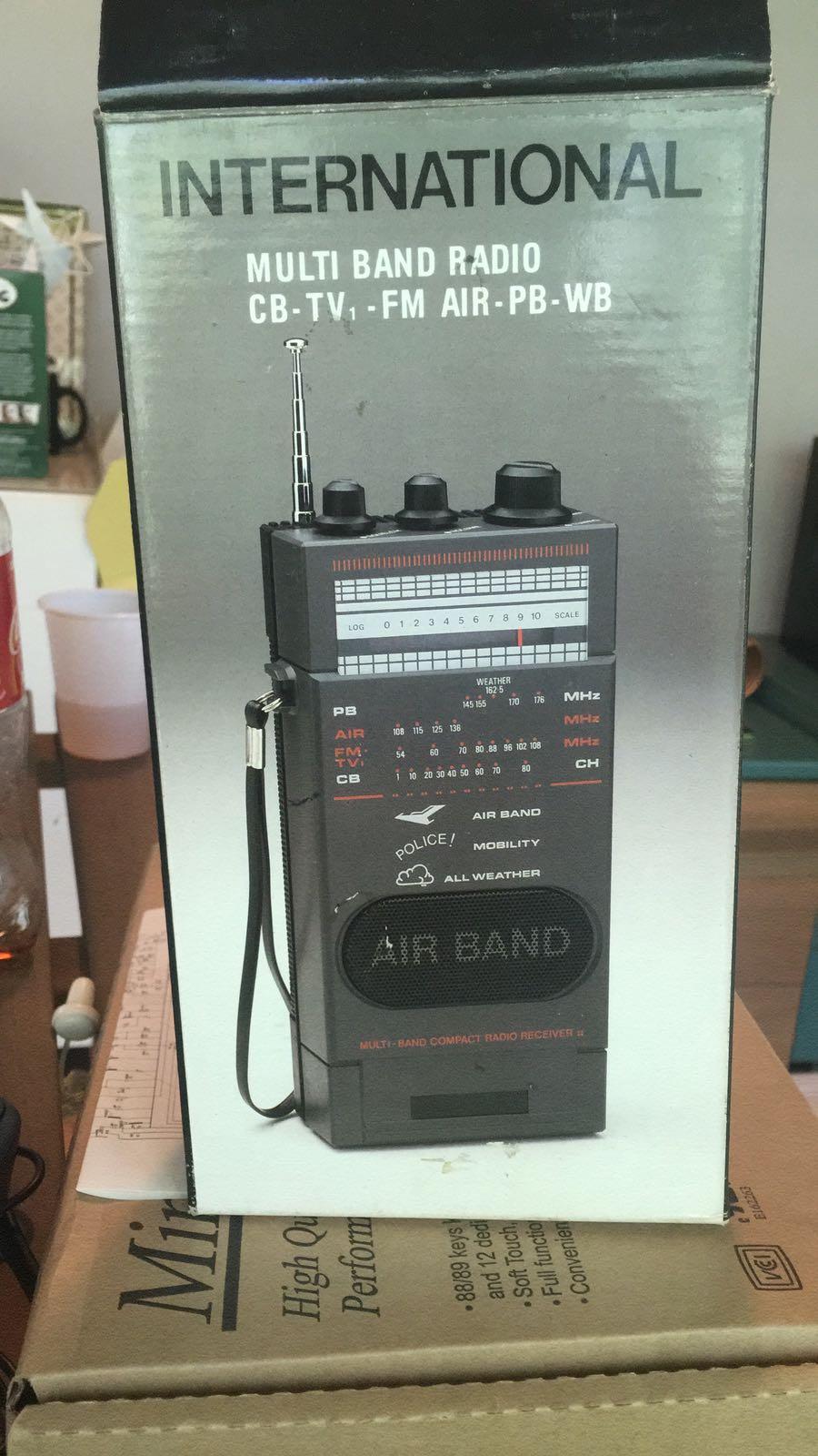 Schemi Elettrici Radio Cb : Ricevitore multibanda cb vhf low air band