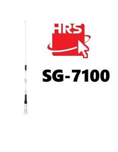 HRS SG-7100 - Antenna veicolare bibanda