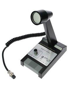 MB+4 ZETAGI - Microfono da tavolo amplificato