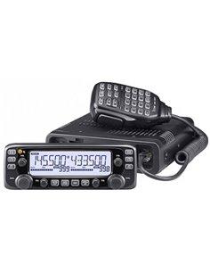 IC-2730E Icom - Ricetrasmettitore veicolare dual band UHF/VHF 50W