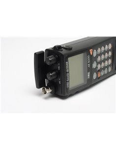 AR-8200D AOR    Ricevitore portatile  da 530 KHZ a 3GHz con 1000 memorie in 20 banchi WFM/NFM/SFM/WAM/AM/NAM/USB/LSB/CW