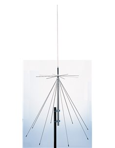 Diamond D-3000N - Antenna discone da 25 a 3000 MHz per scanner