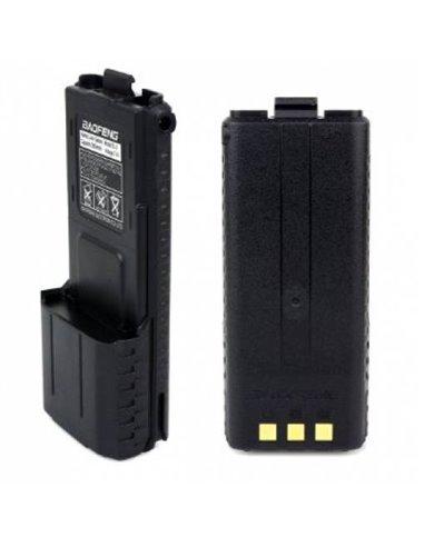 BF5H 3800 MAH Batteria alta capacita Ricambio per Baofeng UV-5 UV-8 BL-5L
