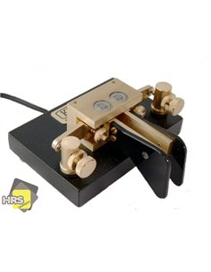 KENT - TWIN PADDLE MORSE KEY TP1-B VERSIONE KIT