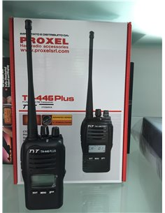 TH-446 PLUS TYT - PMR professionale portatile 446 UHF