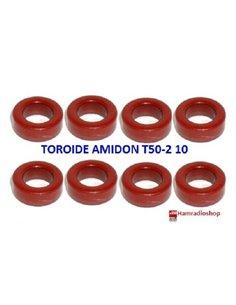 TOROIDE AMIDON T50-2 10 PEZZI