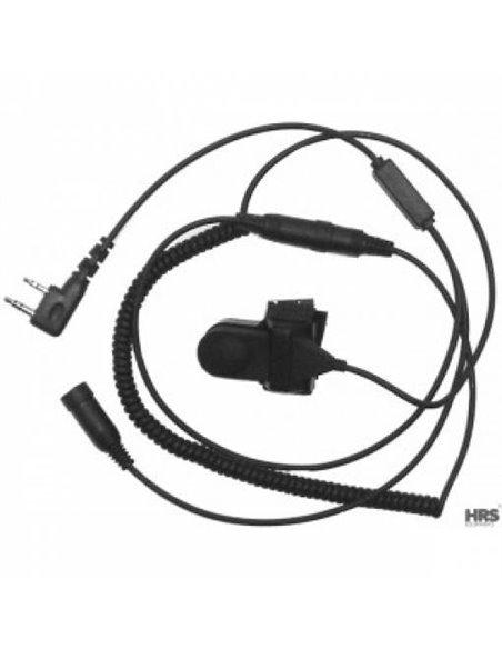 Proxel PJD-502 Kit Motociclare cuffia stereo + mic. + ptt