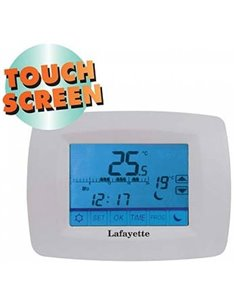 Lafayette CDS-30 - CRONOTERMOSTATO DIGITALE TOUCH SCREEN