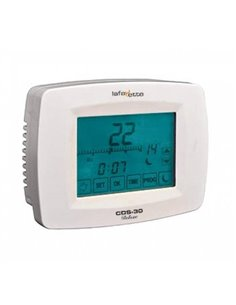 Lafayette CDS-30 Deluxe - Cronotermostato digitale touch screen
