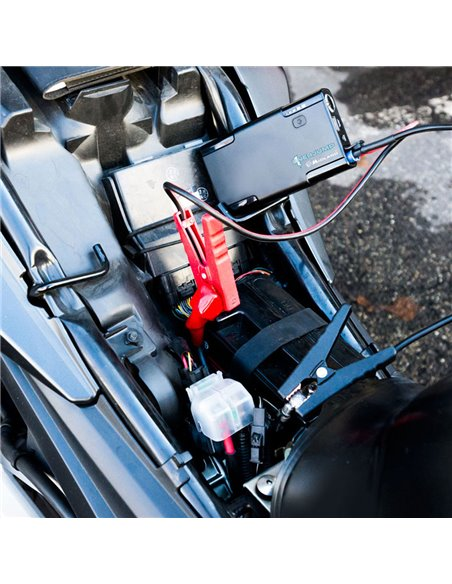 ENERJUMP MIDLAND - Avviatore per automezzi e potente powerbank