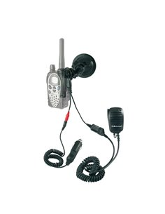 Two way radio Car Kit - KIT adattatore auto
