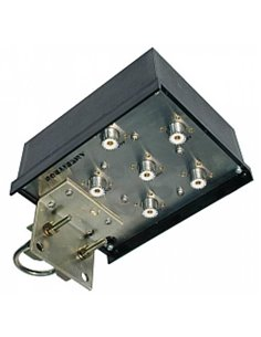 RCS-8VLX Ameritron Remote Controlled Antenna Switch 5 posizioni