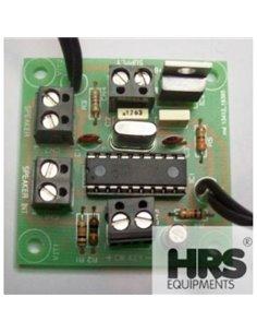Generatore di nota CW con microprocessore