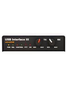 microHAM USB Interface III - Interfaccia per modi digitali