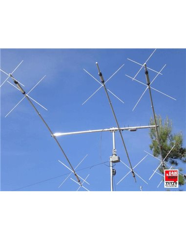 Cushcraft MA-5B Direttiva compatta Bande 10-12-15-17-20 metri