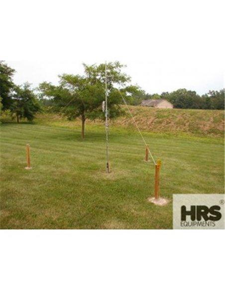 BUTTERNUT HF-6VX Antenna verticale 10-15-20-30-40-80 mt.