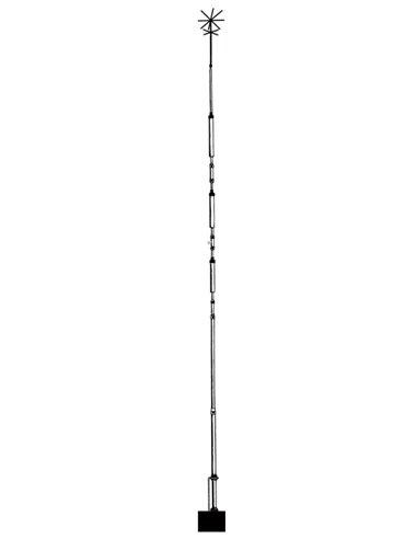 hy-gain AV-18AVQ - Antenna verticale 5 bande 10, 15, 20, 40, 80  metri