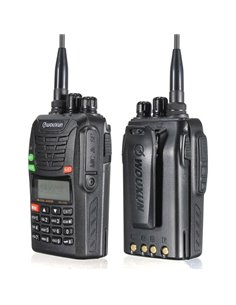 Wouxun KG-UV6D DUAL BAND DUAL BAND VHF 66-88/ e VHF 136-174 MHz versione export