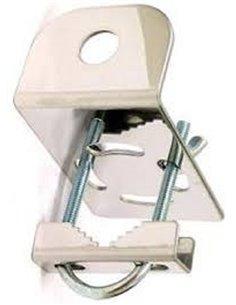 MB-CR Staffa multiuso in acciaio inox foro da 16 mm