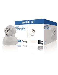 Audio a 2 vie per videocamere IP da interni HD rotazione e inclinazione