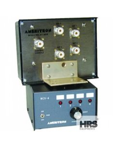 RCS-4X Ameritron Remote Controlled Antenna Switch 4 posizioni