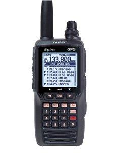 Yaesu FTA-750L Ricetrasmettitore aereonautico portatile con VOR e GPS