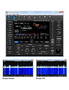 Icom RS-BA1 - IP remote control software Nuova Versione 1.2
