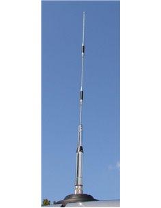 NR-1100 Antenna tribanda veicolare 145 - 435 - 1200 MHz, lunghezza 60 cm