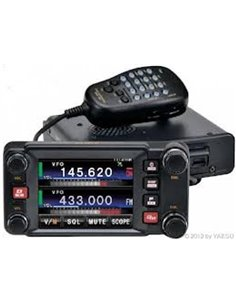 YAESU FTM-400XDE RTX VEICOLARE BIBANDA DIGITAL  APRS BLUETOOTH