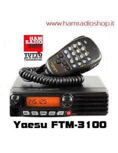 Yaesu FTM-3100E ricetrasmettitore FM monobanda 65 W in 144 MHz