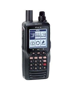 Yaesu FTA-550 AA Pro-X ricetrasmettitore aeronautico con navigazione VOR e ILS