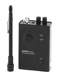 ACECO FC5001- UHF/VHF RX TESTERE RILEVATORE DI MICROSPIE