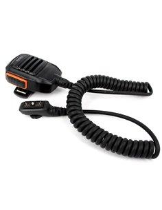 HYTERA SM18N2 - Microfono Parla ascolta con pulsante di emergenza e jack audio