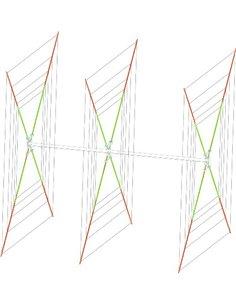 Status QUAD: 3 StQ 5, cubica 3 elementi 5 bande