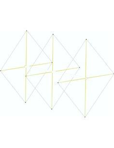 Status QUAD: 3 StQ 50, cubica 3 elementi 50 Mhz