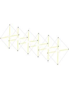 Status QUAD: 6 StQ 144, cubica 6 elementi 144 Mhz