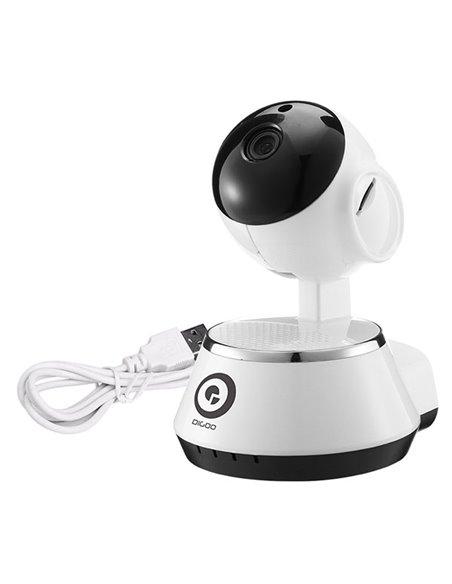 Digoo BB-M1 Wireless WiFi USB Baby Monitor Alarm Home Security