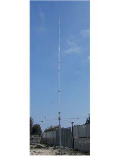 Prosistel PST-1524VF Antenna verticale 4 bande trappolata con radiali filari  da 1/4