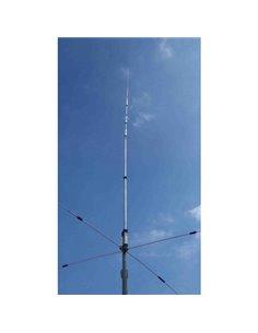 Prosistel PST-152VF Antenna verticale 3 bande trappolata con radiali filari da 1/4