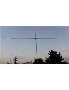 Prosistel PST-RD80SC Dipolo rotativo caricato per 80m