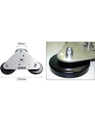 Diamond K-3000 tripla base magnetica