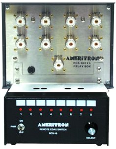 RCS-10X Ameritron Remote Controlled Antenna Switch