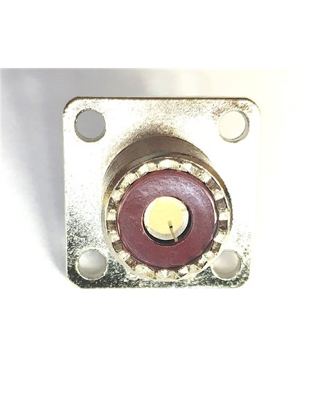 AMPHENOL Connettore coassiale femmina da pannello UHF SO-239