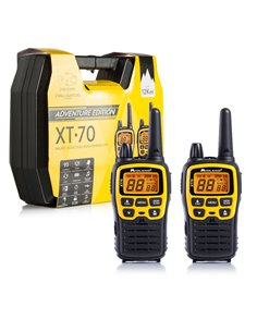 MIDLAND XT70 ADVENTURE - WALKIE TALKIE VALIBOX