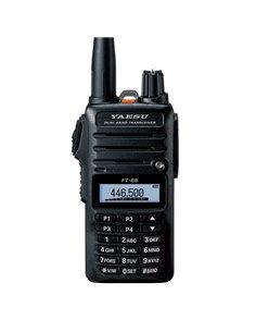 Yaesu FT-65R/E - Ricetrasmettitore portatile bibanda 144/430 MHz