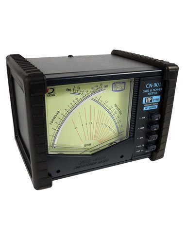 Daiwa CN-901 HP 1.8-200 MHz Professional Series Bench Meters