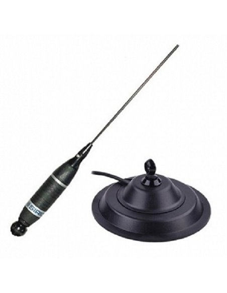 Sirio Omega 27 MAG Antenna C.B. con base magnetica
