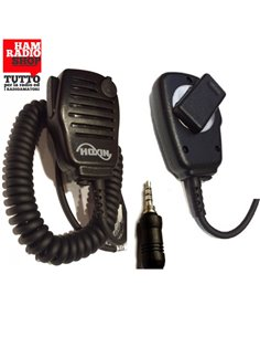 EM-36Y-VX-7 Microfono altoparlante con reg. volume per Yaesu VX-7 8 FT1XD FT2D