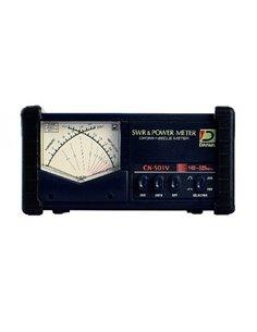 Daiwa CN-501VN - Wattmetro VHF/UHF 140/525 MHz 200 watts letture Pep