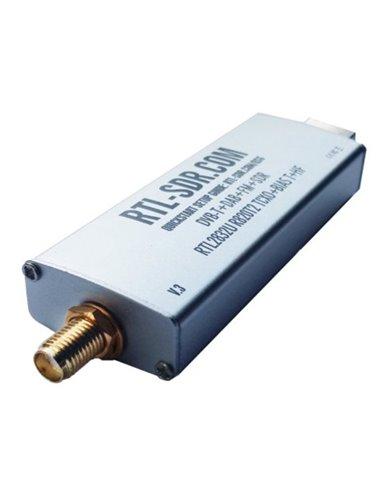 RTL-SDR Blog - Pennetta SDR da 500 kHz a 1,8 GHz R820T2 RTL2832U 1PPM TCXO SMA